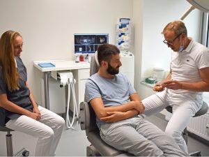 Die Aufklärung unserer Patienten liegt uns besonders am Herzen